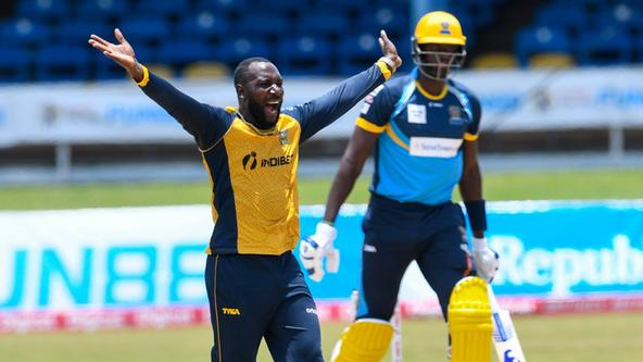 Barbados Tridents vs St.Lucia Zouks, 2020