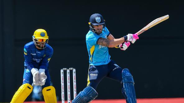 Captain's knock helps Kings win big, as Royals bow out of CPL 2021