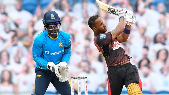 Trinbago Knight Riders vs St. Lucia Zouks, CPL 2020 Final