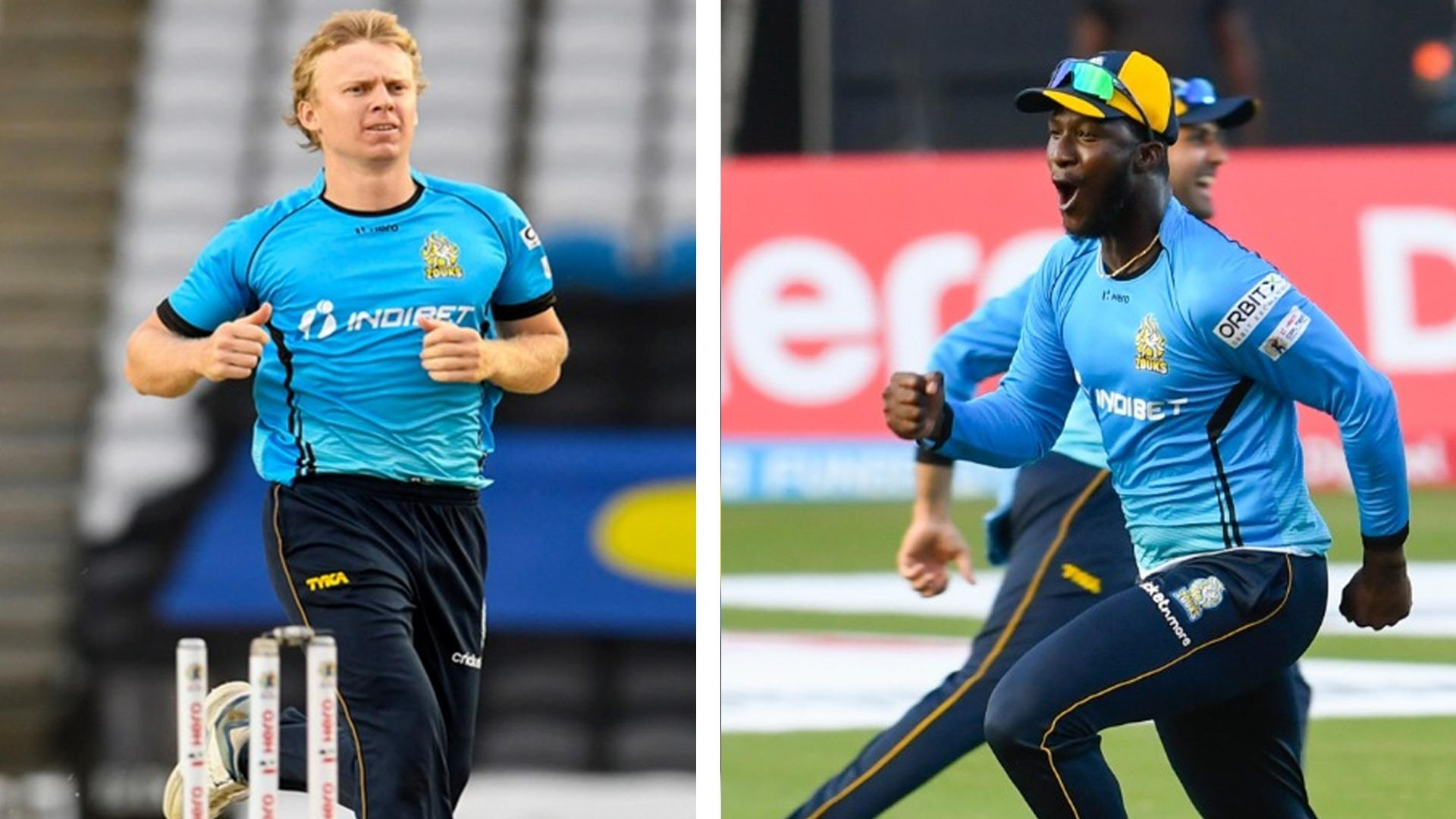 Kuggeleijn, Sammy end CPL 2020 with momentous personal honours