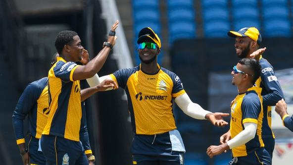 St. Lucia Zouks vs Barbados Tridents, 2020