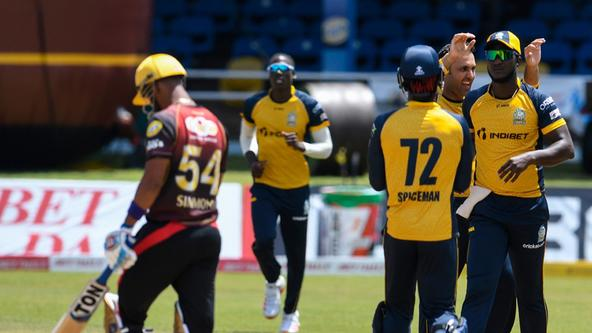 Undefeated Trinbago Knight Riders next up for Zouks