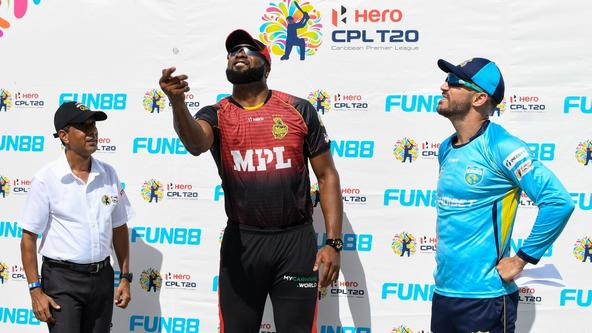 Kings pitted against Knights in semi-final battle for the CPL throne