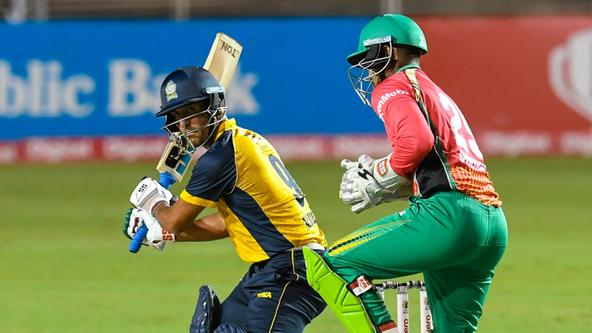 St. Lucia Zouks vs Guyana Amazon Warriors, 2020