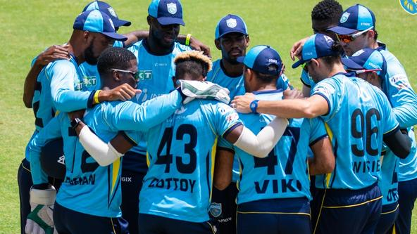 Kings stumble in the final as Patriots crowned champs of CPL 2021