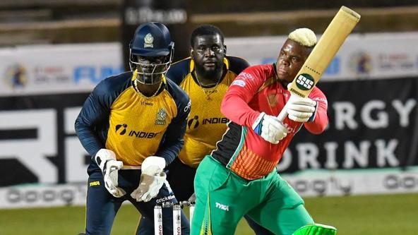 Batsmen falter as St.Lucia Zouks endure heavy defeat against Warriors